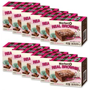 Orion Market O Real Brownie (96g x 12 Box)