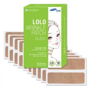 LOLO Wrinkle Patch for Neck Anti Wrinkle Care