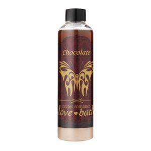 MIDO Secret Romance Love Bath Gel 250ml Chocolate