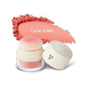 YEOWOO HWAJANGDAE Cheek Touch Filter Blusher 4g Coral Juliet