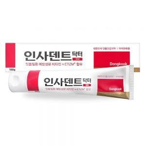 Dongkook Pharmaceutical Insadent Dr. Gum Toothpaste 150g