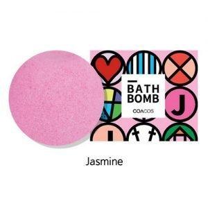COACOS Handmade Bubble Bath Bomb 140g Jasmine