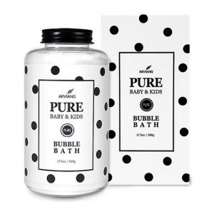 Arviang Pure Baby & Kids Bubble Bath 500g