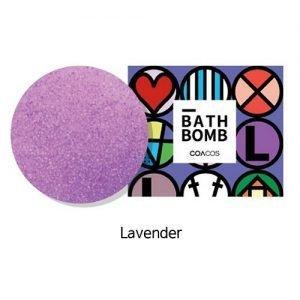COACOS Handmade Bubble Bath Bomb 140g Lavender