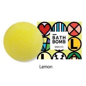COACOS Handmade Bubble Bath Bomb 140g Lemon