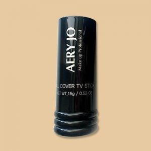 AERY JO All Cover TV Stick 15g #1 Light beige