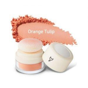 YEOWOO HWAJANGDAE Cheek Touch Filter Blusher 4g Orange Tulip