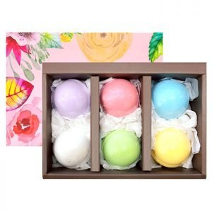 HERB PLUS Deep Sleep Bubble Bath Ball Set