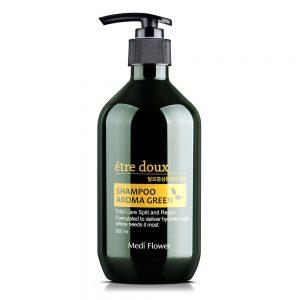 MEDI FLOWER être doux Aroma Green Shampoo 500ml