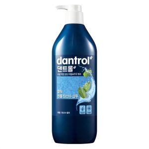 Dantrol Cooling Mentol Sparkling Water Shampoo 820ml