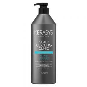 AEKYUNG Kerasys Scalp Cooling Clinic Shampoo 750ml