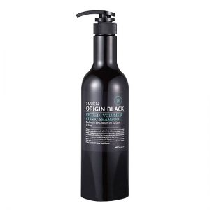 SUUEN Origin Black Protein Volume & Clinic Shampoo