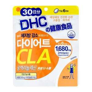 DHC Conjugated Linoleic Acid 180 Tablets