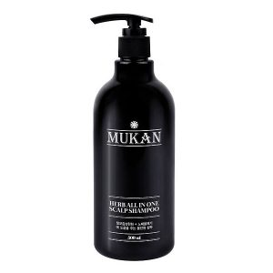 MUKAN Herb All In One Scalp Shampoo 500ml