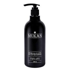 MUKAN Herb All In One Scalp Shampoo 500ml