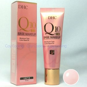 DHC Q10 Moisture Care Pink Color Base EX 30g