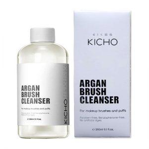KICHO Argan Brush Cleanser 260ml