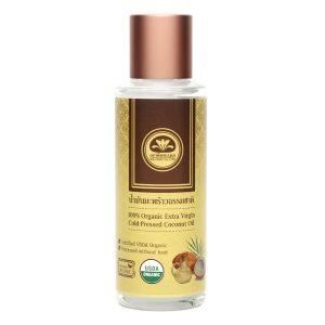 KHAOKHO TALAYPU Extra Virgin Coconut Body Oil
