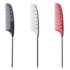 YSPARK YS-103 Tail Comb 180mm Black White Red