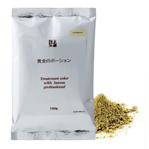 GP Henna Professional 100% Natural Treatment Color 100g