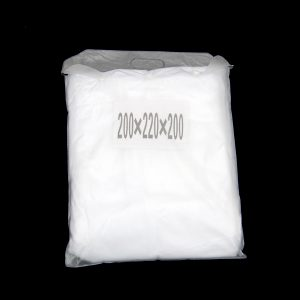 Simple White Bed Square Mosquito Net Large
