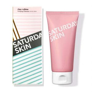 Saturday Skin Purifying Cleanser 120ml