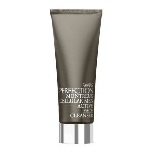 SWISS PERFECTION Cellular Men Active Face Cleanser 100ml