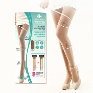 MIZLINE Diet Solution S1 20D Point Pantyhose 10pcs