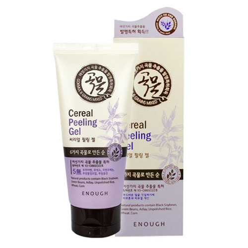 ENOUGH Cereal Peeling Gel 150ml 6 Grains Mixed