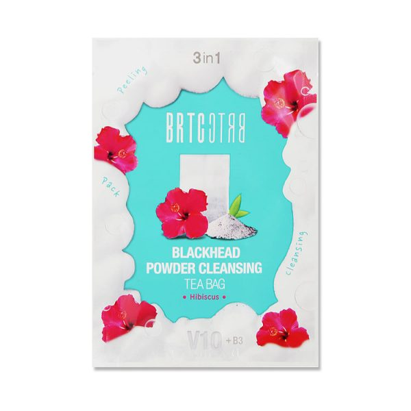 BRTC V10 Blackhead Powder Cleansing Tea Bag