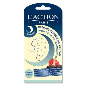 L'ACTION Radiance Repairer Hair Night Mask 20ml