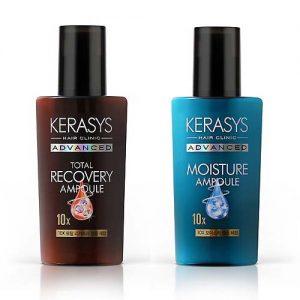 Aekyung Kerasys Advanced Ampoule Hair Clinic