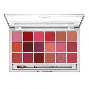 KRYOLAN Lip Rouge Elegant Mirror Palette 18 Colors