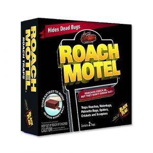 Black Flag Roach Motel Cockroach Killer Bait Glue
