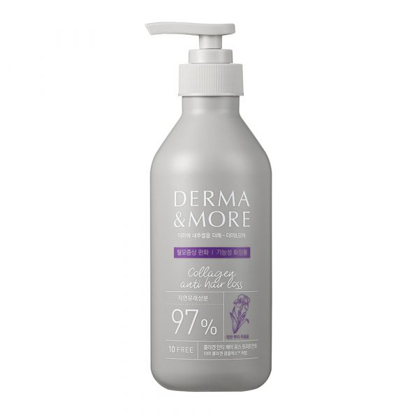 Aekyung DERMA & MORE Collagen Anti-Hair Loss Treatment 400ml