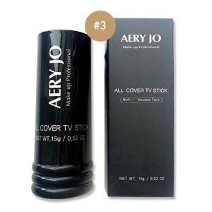 AERY JO All Cover TV Stick 15g #3 Midium-Beige