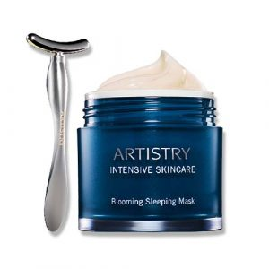 ARTISTRY Intensive Skincare Blooming Sleeping Mask 80ml